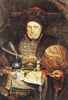 Князь Курбский. Картина Павла Рыженко